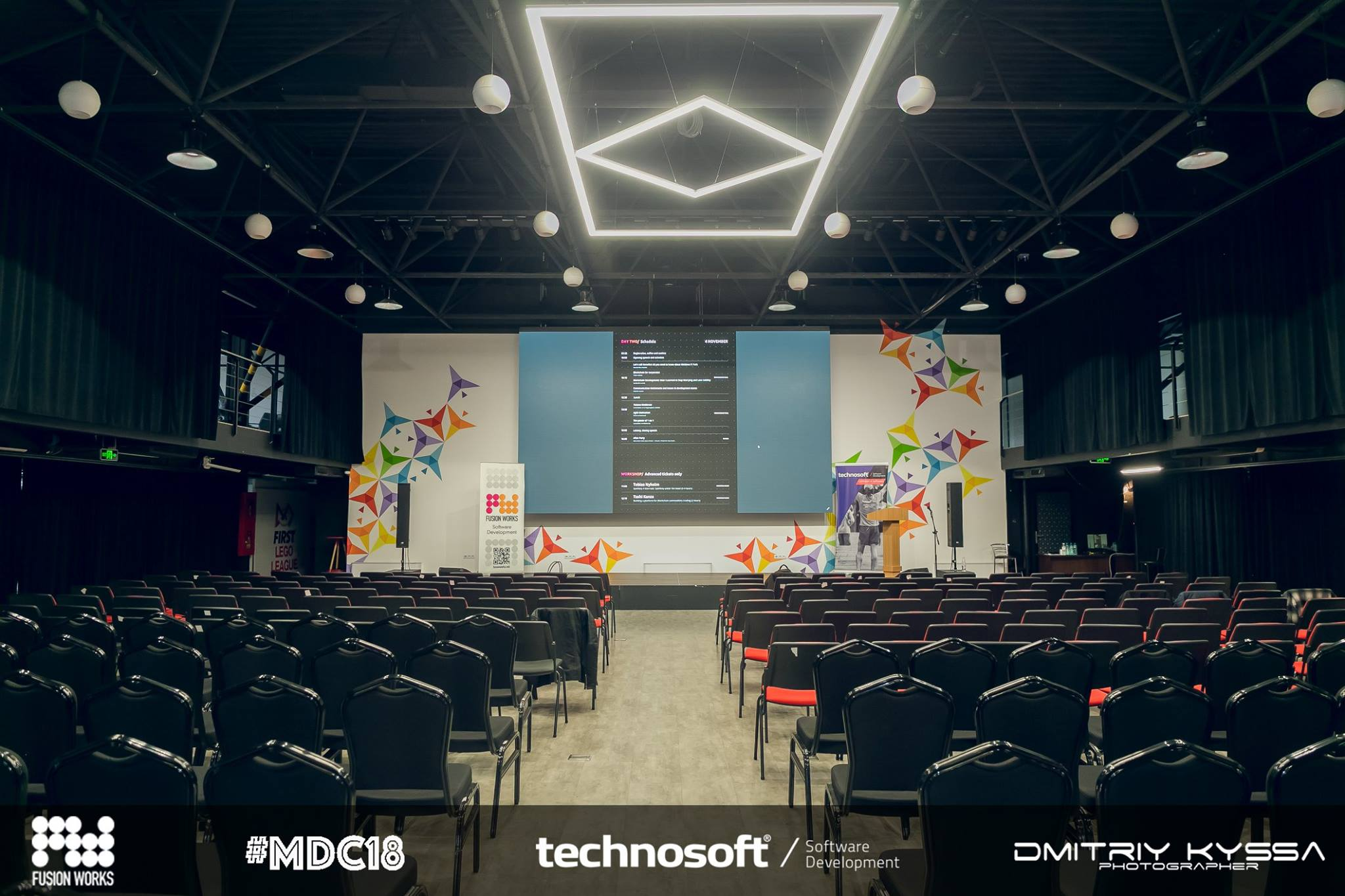 Moldova Developer Conference '18