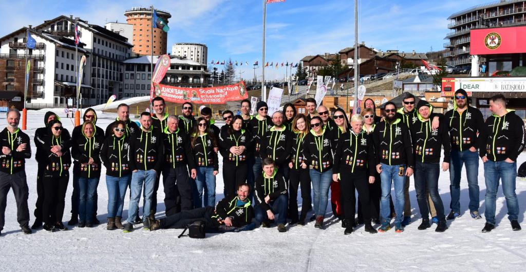Ski event Technosoft 3
