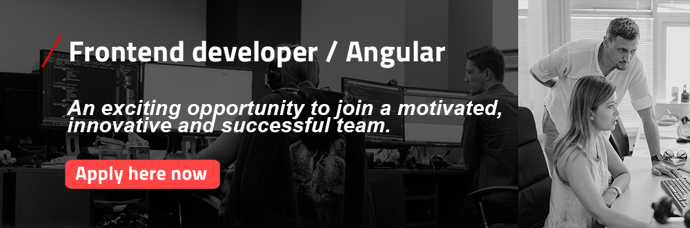 Apply now Frontend